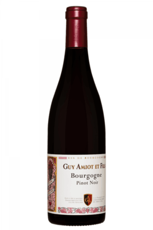Domaine Amiot Guy et Fils Bourgogne Rouge