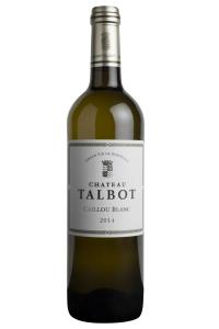 Le Caillou Blanc de Chateau Talbot Saint-Julien