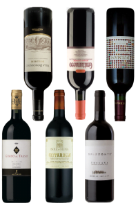 2015 Super Tuscan Young Pretenders Mixed Case