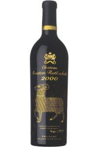 2000 Chateau Mouton Rothschild Pauillac Premier Cru