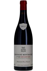 Paul Pillot Chassagne-Montrachet Clos Saint-Jean Rouge