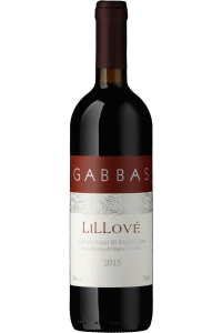 Gabbas Azienda Vitivinicola Cannonau di Sardegna Lillové